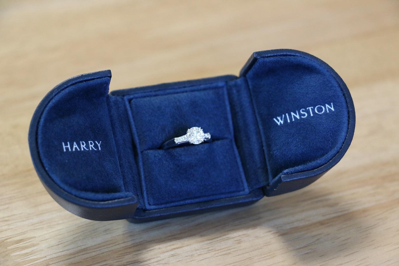 婚約指輪。 | yocoの結婚式ブログ │ グランドオリエンタル ...